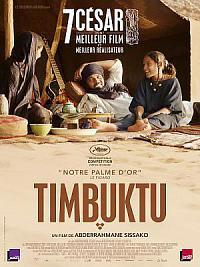 affiche sortie dvd timbuktu