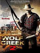 affiche sortie dvd wolf creek 2
