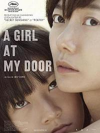 affiche sortie dvd a girl at my door