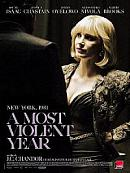 affiche sortie dvd A Most Violent Year
