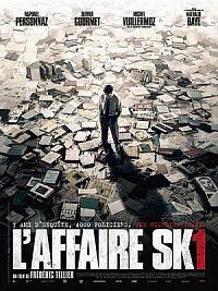 affiche sortie dvd l'affaire sk1