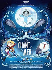 affiche sortie dvd le chant de la mer