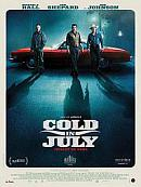 affiche sortie dvd Cold in July