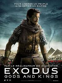 affiche sortie dvd Exodus - Gods And Kings
