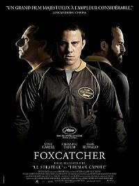 affiche sortie dvd foxcatcher