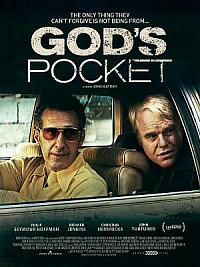 affiche sortie dvd God's Pocket
