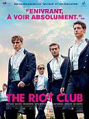 affiche sortie dvd The Riot Club
