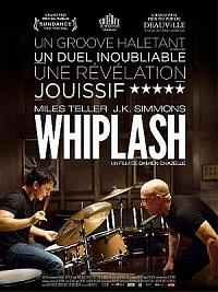 affiche sortie dvd whiplash