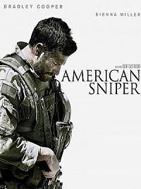 affiche sortie dvd american sniper