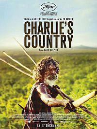 affiche sortie dvd charlie's country