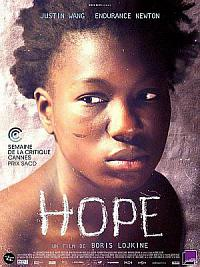 affiche sortie dvd hope