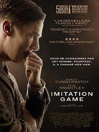 affiche sortie dvd imitation game