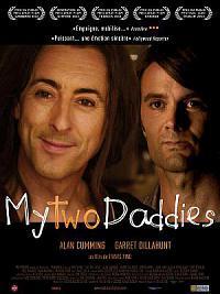 affiche sortie dvd my two daddies