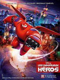 affiche sortie dvd les nouveaux heros