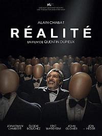 affiche sortie dvd realite