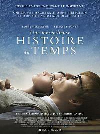 affiche sortie dvd une merveilleuse histoire du temps