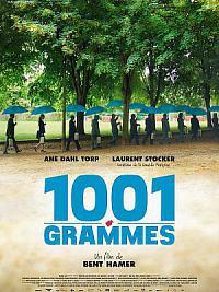 affiche sortie dvd 1001 grammes