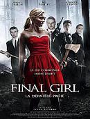 affiche sortie dvd Final Girl - La dernière proie