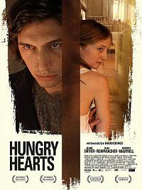 affiche sortie dvd Hungry Hearts