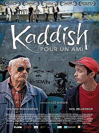 affiche sortie dvd kaddish pour un ami
