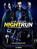 affiche sortie dvd Night Run