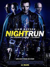 affiche sortie dvd night run
