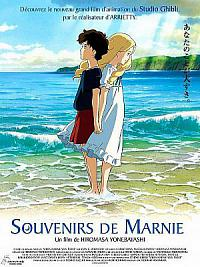 affiche sortie dvd souvenirs de marnie