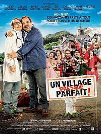 affiche sortie dvd un village presque parfait