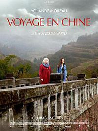 affiche sortie dvd voyage en chine