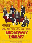 affiche sortie dvd Broadway Therapy