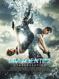affiche sortie dvd divergente 2 - l'insurrection