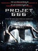 affiche sortie dvd projet 666