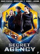 affiche sortie dvd Secret Agency