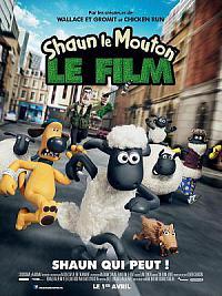 affiche sortie dvd shaun le mouton