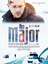 affiche sortie dvd the major