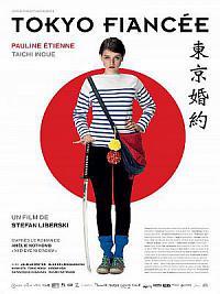 affiche sortie dvd tokyo fiancee