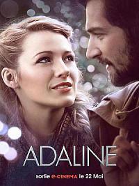 affiche sortie dvd adaline