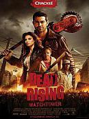 affiche sortie dvd dead rising - watchtower