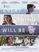 affiche sortie dvd Every Thing Will Be Fine