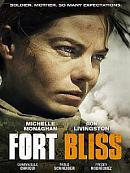 affiche sortie dvd Fort Bliss