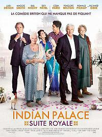 affiche sortie dvd indian palace 2 - suite royale