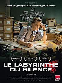 affiche sortie dvd le labyrinthe du silence