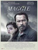 affiche sortie dvd Maggie