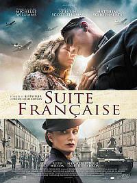 affiche sortie dvd suite francaise