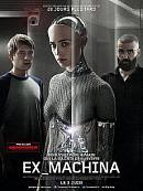 affiche sortie dvd ex machina