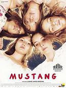 affiche sortie dvd mustang