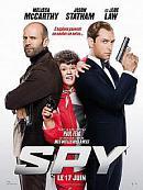 affiche sortie dvd spy