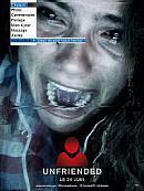 affiche sortie dvd unfriended