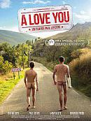 affiche sortie dvd A Love You