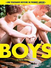 affiche sortie dvd boys